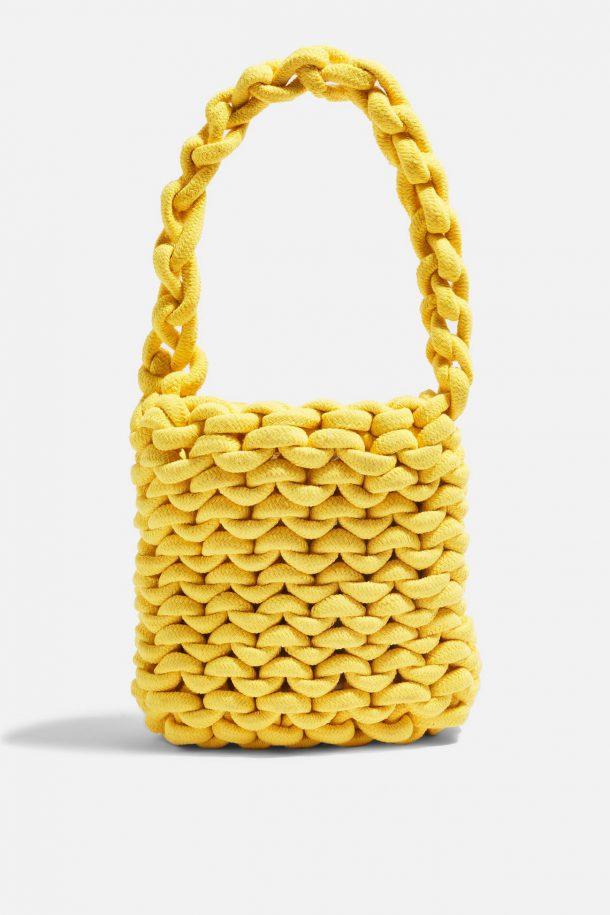 gele items zomer