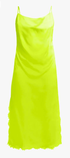 jurkje met watervalhals