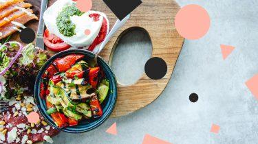 zomer salade recepten
