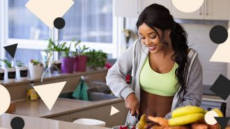 afvallen vegan dieet