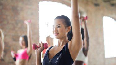 fitness oefeningen armen