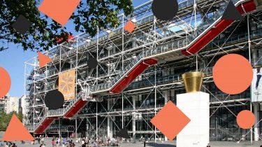 centre Pompidou mode