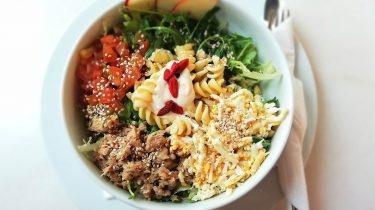 zomerse recepten pastasalades