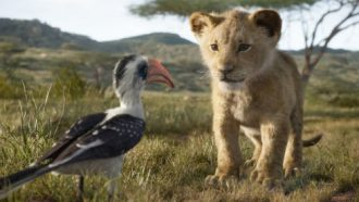 the lion king spin-off