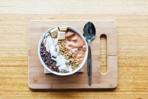 vegan ontbijtrecepten