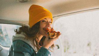 afvallen eten goed humeur
