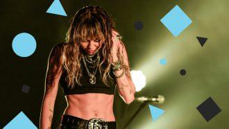 Miley Cyrus optreden VMA