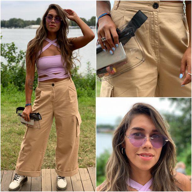 Solar festival outfits