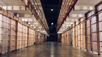overnachten oude gevangenis
