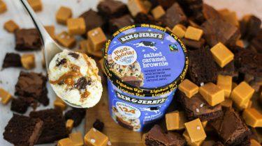 Ben & Jerry's deelt gratis ijs uit
