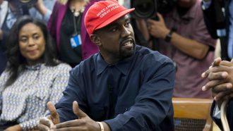 Kanye West Amerikaanse president