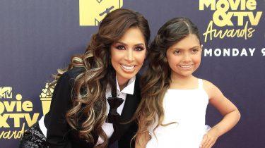 Teen Mom Farrah Abraham dochter