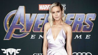 Marvel film vrouwen