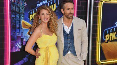 Blake Lively Ryan Reynolds derde kindje