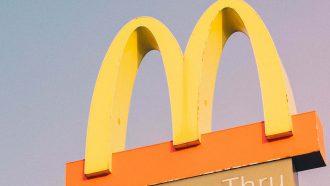 McDonald's vegetarische McNuggets