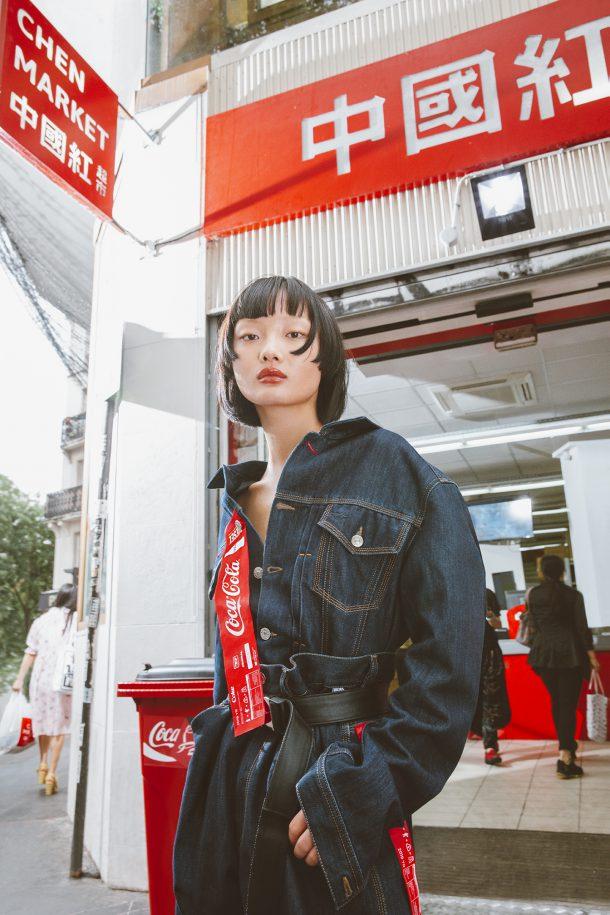 Coca-Cola DIESEL kledinglijn