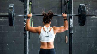 Hard sporten lichaam