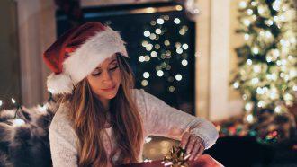 vrij met kerst