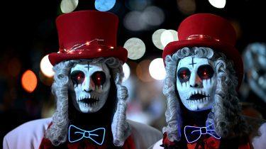 celebrity halloween kostuums