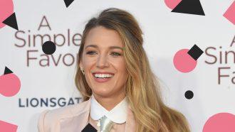 Blake Lively Instagram