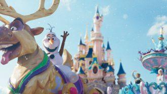Disneyland Paris Frozen Star Wars