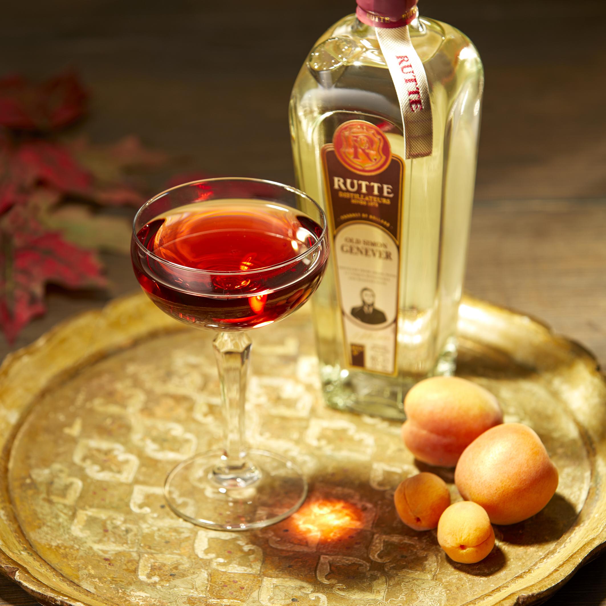 Rutte Apricot Martinez Nr. 1065