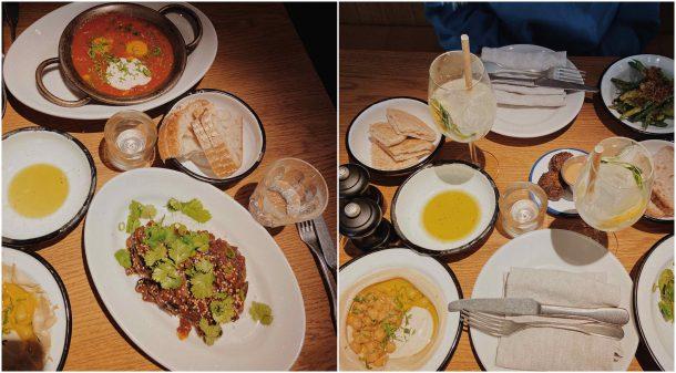 dining hotspot Amsterdam