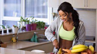 wat en waarom eten na sporten