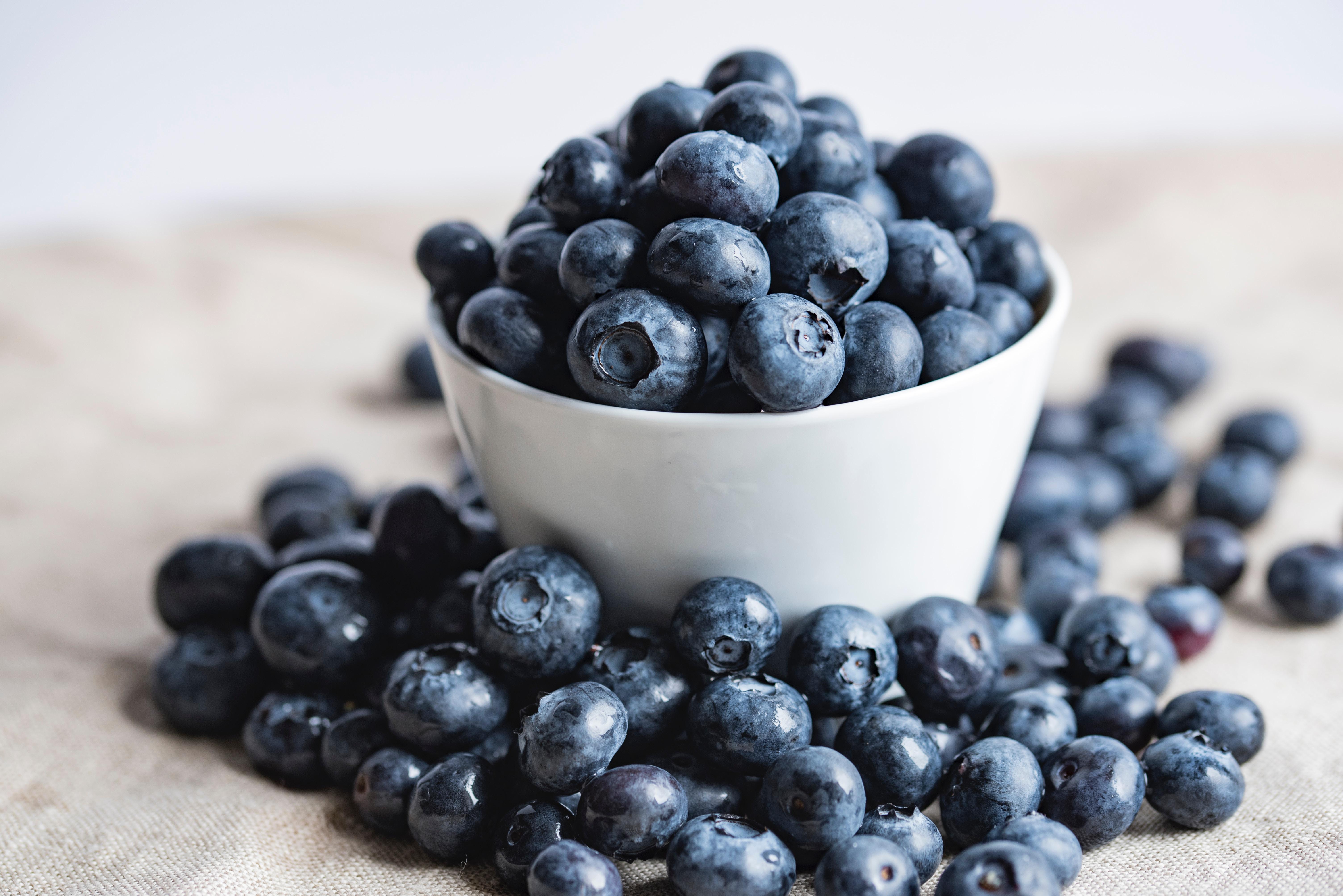bosbessen keto fruit