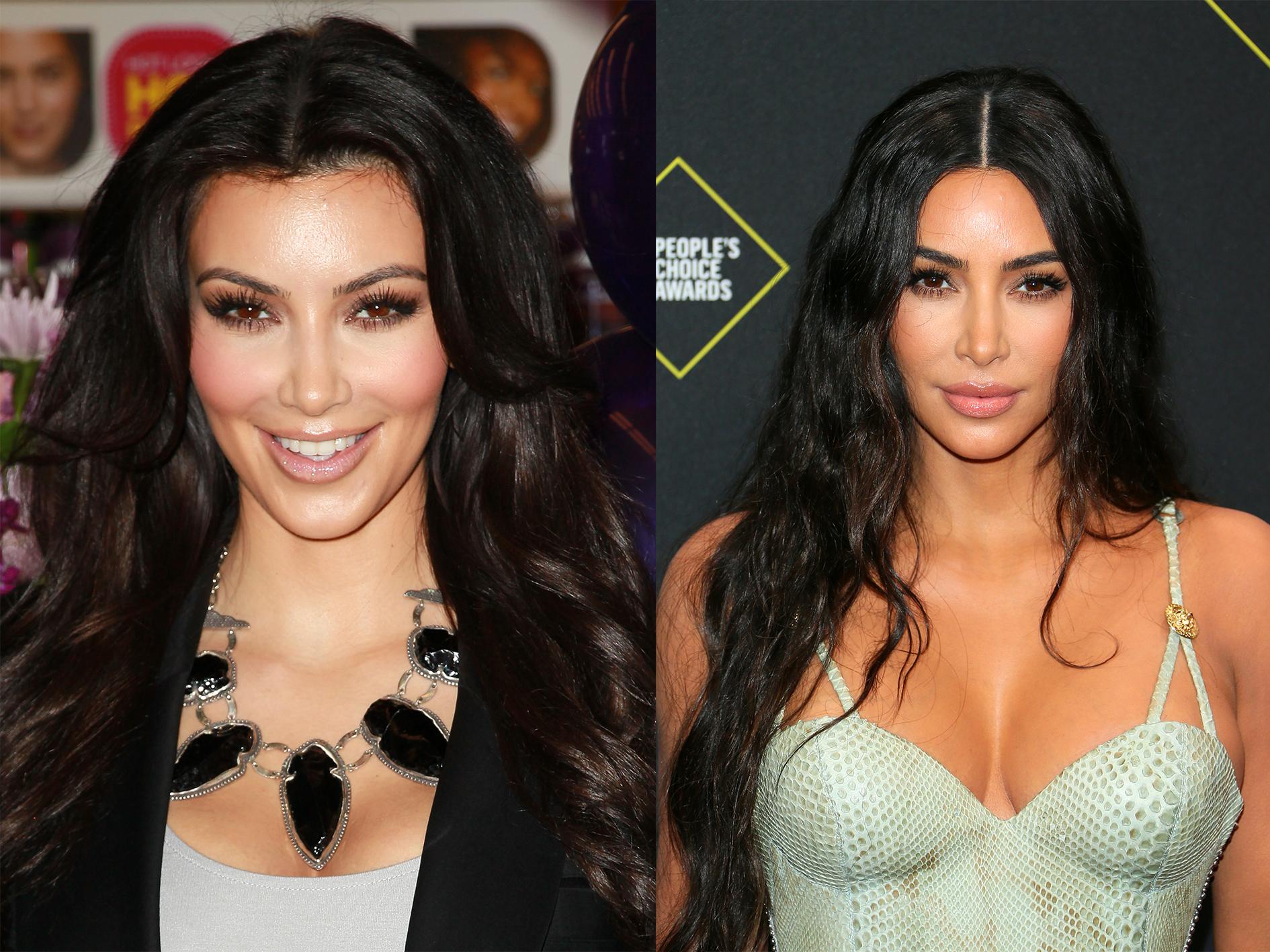 kardashians transformatie decennium