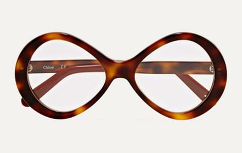 ronde brillen fashion wereld