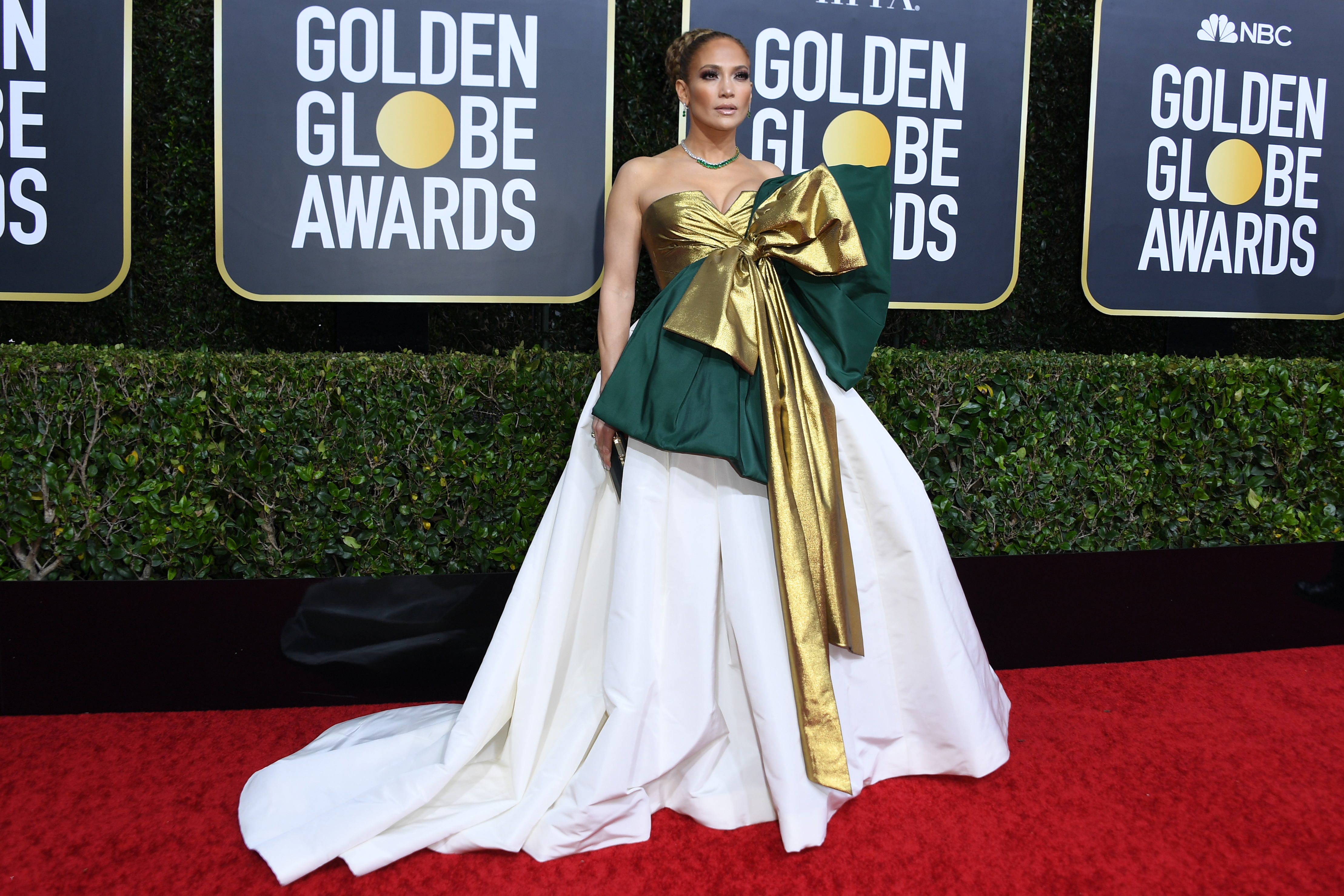jennifer lopez golden globez celebrities
