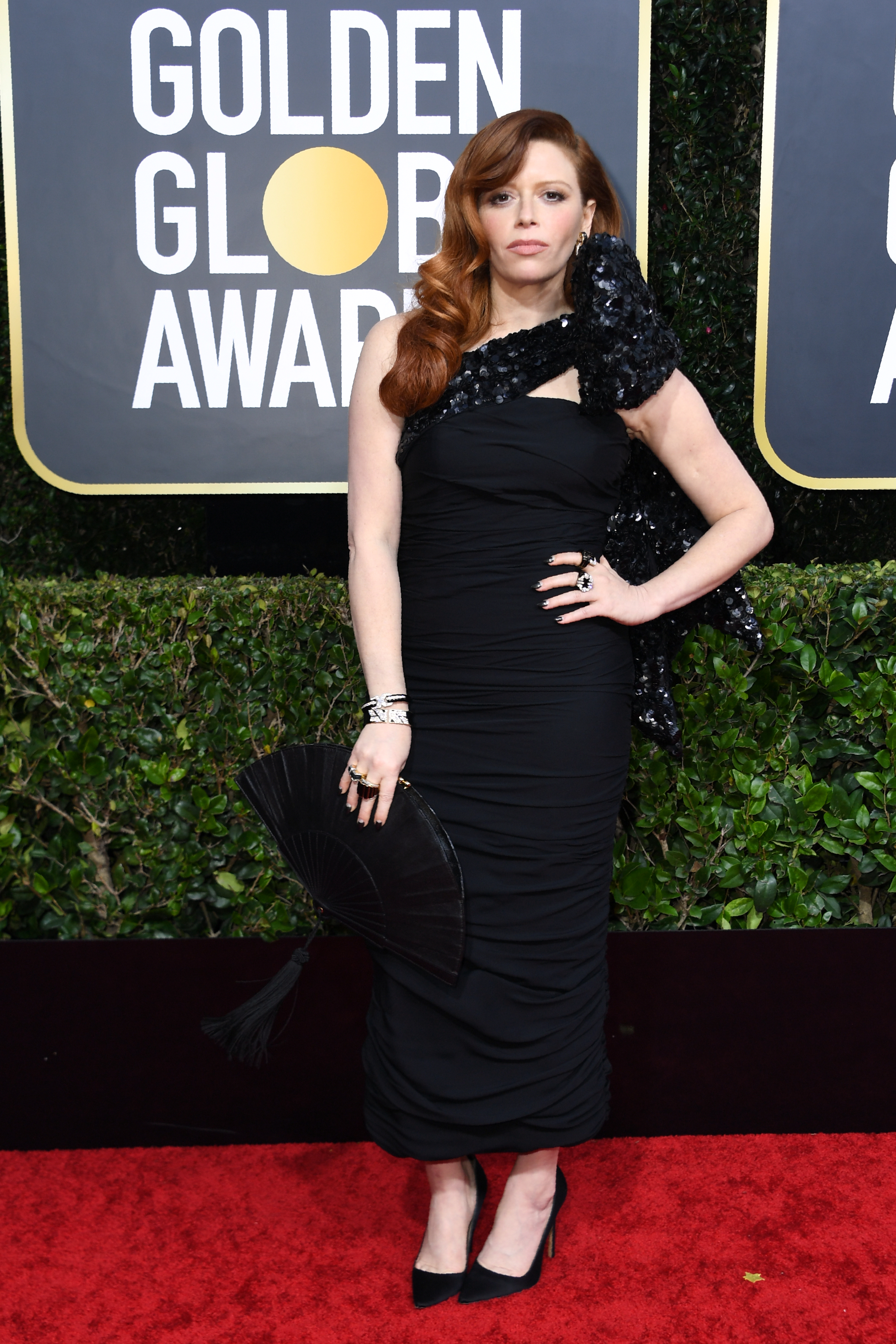 natascha lyonne golden globes celebrities