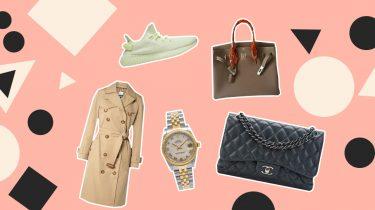 designer items investering