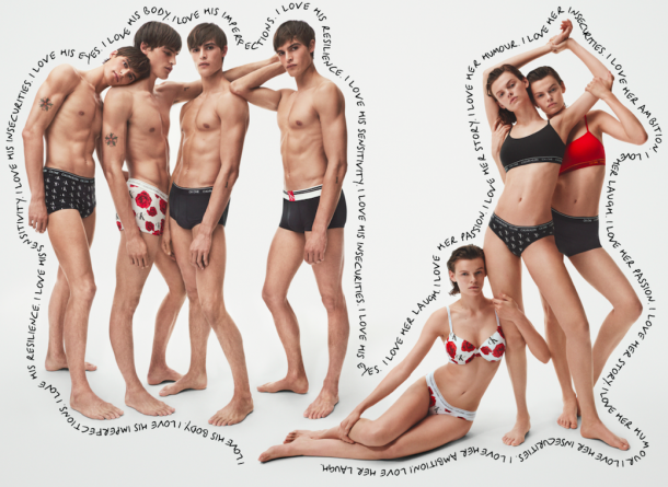 ck everyone modellen poseren