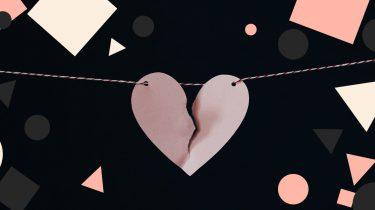 break-up gebroken hart