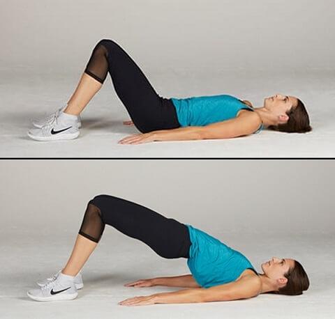 oefeningen workout