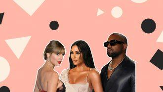 kim kardashian telefoongesprek