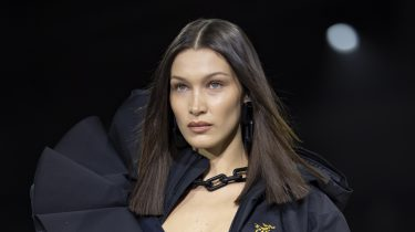 bella hadid facetime