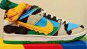 sneaker ben & jerry's nike