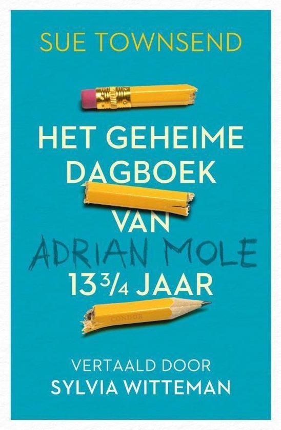 het geheime dagboek van adrian mol