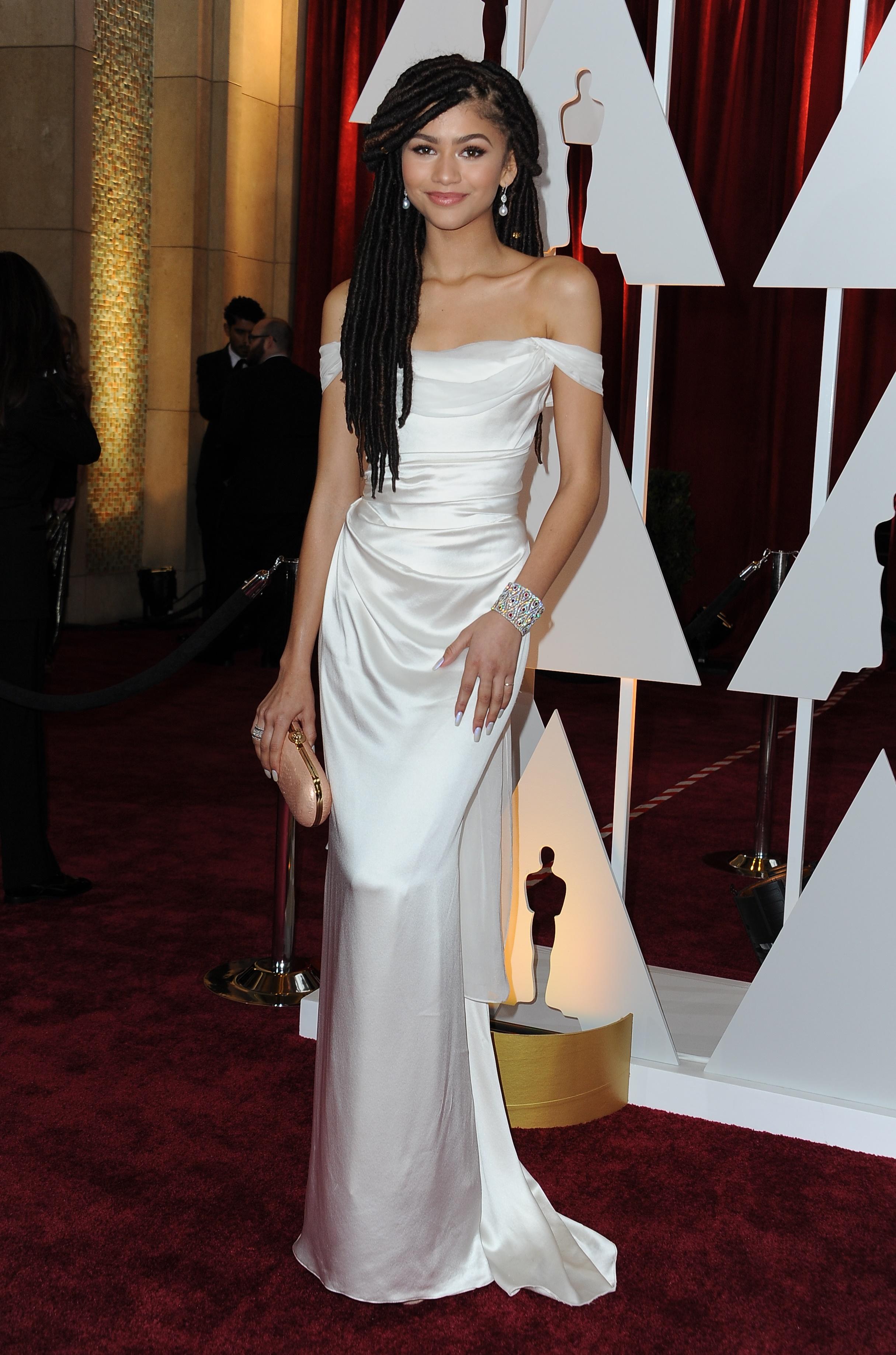 Zendaya Oscar 2015